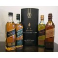 JOHNNIE WALKER - HOUSE OF WALKER 4X0.2L