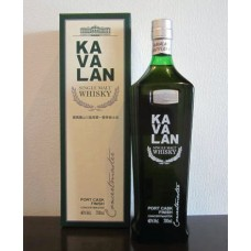 KAVALAN CONCERTMASTER PORT CASK FINISH 40% 0.7л